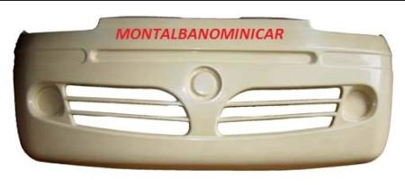 Paraurti anteriore Casalini piaggio m500